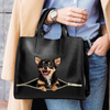 Chihuahua Luxury Handbag V3