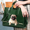 Chill Out Time With Pug - Luxury Handbag V1