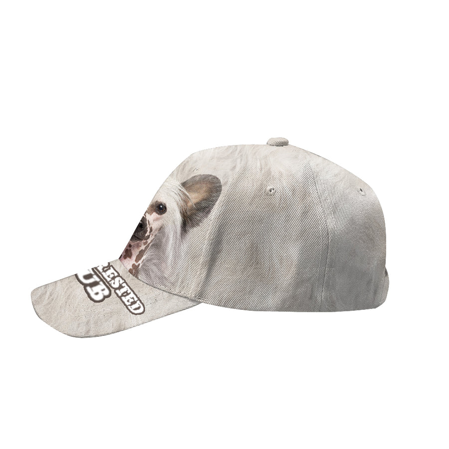 Stoere Chinese Crested Cap V1