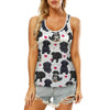 Cute Schnoodle - Hollow Tank Top V1