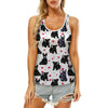 Cute Scottish Terrier - Hollow Tank Top V1