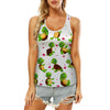 Cute Turtle - Hollow Tank Top V1