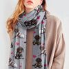 Cute German Shorthaired Pointer - Scarf V1