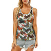 Dachshund - Hawaiian Tank Top V5