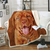 Dogue de Bordeaux tæppe V2
