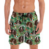 English Springer Spaniel - Hawaiian Shorts V2