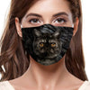 Exotic Shorthair Cat F-Mask V1
