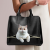 Exotic Cat Luxury Handbag V1