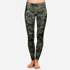 Finnish Spitz Camo - Leggings V1