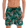 Flamingo - Hawaiian Shorts V3