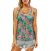 Flamingo - Hawaiian Tank Top V2