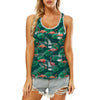 Flamingo - Hawaiian Tank Top V3