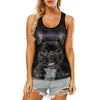 French Bulldog - Hollow Tank Top V1