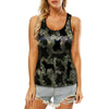 French Bulldog Camo - Hollow Tank Top V2