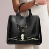 French Bulldog Luxury Handbag V4