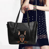 German Pinscher Unique Handbag V1