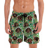 German Wirehaired Pointer - Hawaiian Shorts V1