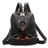 German Pinscher Backpack V1