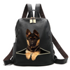 German Shepherd Backpack V1
