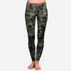 German Shorthaired Pointer Camo - Leggings V1