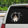 Get In - It's Time For Shopping - Australian Shepherd Car/ Door/ Fridge/ Laptop Sticker V2