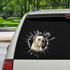 Get In - It's Time For Shopping - Boxer Car Sticker V4