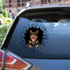 Get In - It's Time For Shopping - Australian Kelpie Car/ Door/ Fridge/ Laptop Sticker V1
