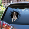 Get In - It's Time For Shopping - German Shorthaired Pointer Car/ Door/ Fridge/ Laptop Sticker V1