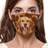 Golden Retriever F-Mask V1