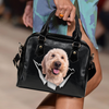 Goldendoodle Shoulder Handbag