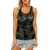 Goldendoodle Camo - Hollow Tank Top V1