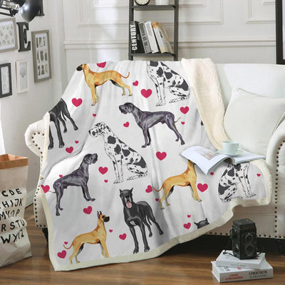 Great Dane Blanket