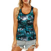 Great Dane - Hawaiian Tank Top V1