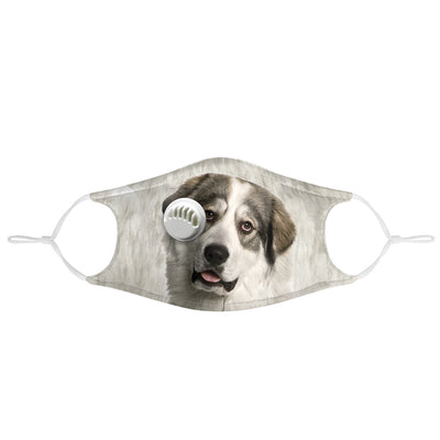 Great Pyrenees F-Mask V1