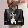 Great Dane Luxury Handbag V1