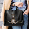 Greyhound Luxury Handbag V1