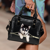 Husky Shoulder Handbag V1