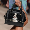 Havanese Shoulder Handbag V2