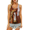 Horse - Hollow Tank Top V1