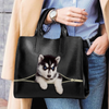Husky Luxury Handbag V1