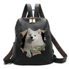 It's All Mine - Samoyed Backpack V1