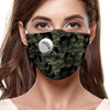 Japanese Chin Camo F-Mask V1 (Set of 7 Pieces)