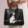 Japanese Chin Luxury Handbag V1