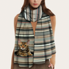 Keep You Warm - Bengal Cat - Scarf V1