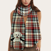 Keep You Warm - Bichon Frise - Scarf V1