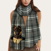 Keep You Warm - German Shepherd - Scarf V1