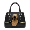 Love Your Briard - Fashion Handbag V1