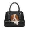 Love Your Brittany Spaniel - Fashion Handbag V1