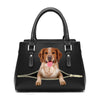 Love Your Brittany Spaniel - Fashion Handbag V2
