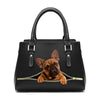 Love Your French Bulldog - Fashion Handbag V1
